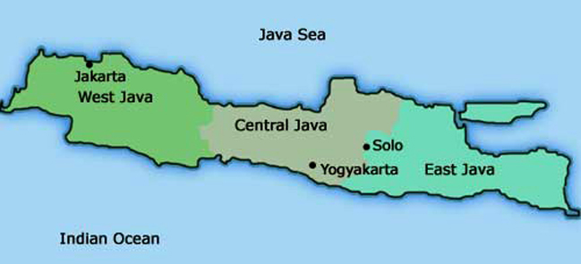 Gt The Island Of Java Trulytravelindonesia Com